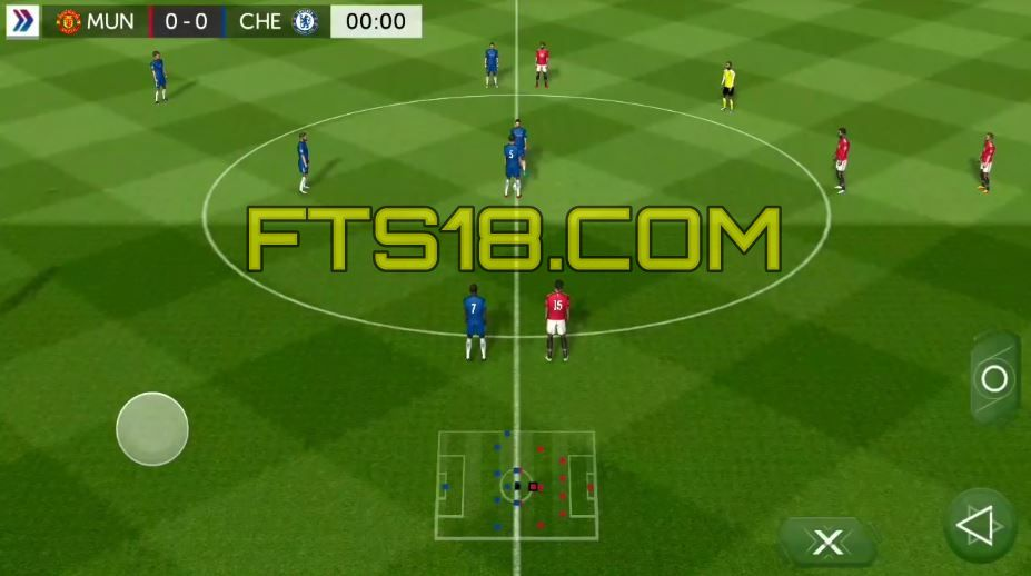 FTS 18 Gameplay and Graphics