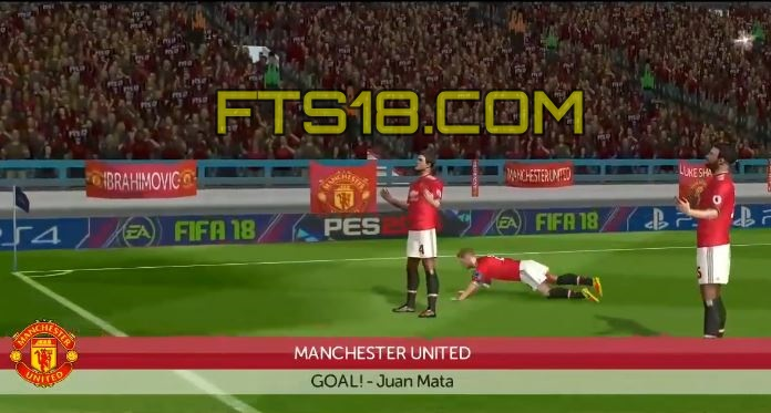 FTS 18 Goal Celebration