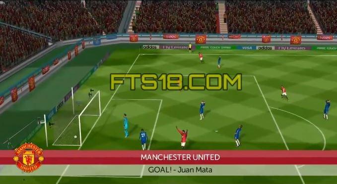 FTS 18 Goal Graphics