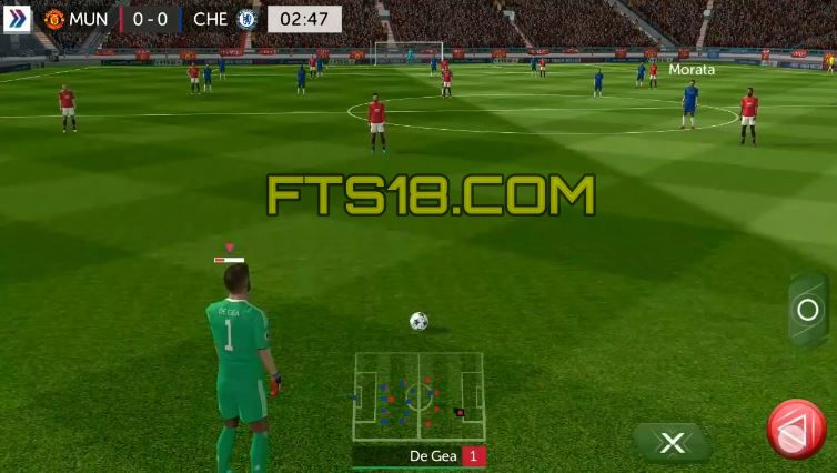 FTS 18 Game Graphics