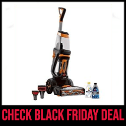 BISSELL ProHeat 2X Revolution - Best Upright Carpet Cleaner Black Friday Sale