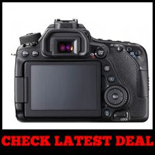 Canon EOS 80D - Best for Photography Black Friday Sale