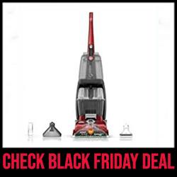 Hoover Power Scrub DeluxeFH50150 - Best for Carpet Black Friday Sale
