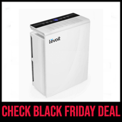 LEVOIT LV-PUR131 Air Purifier - Best for Home Use Black Friday Sale