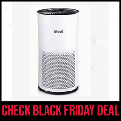 LV-H133 LEVOIT Air Purifier for Removing Odors Black Friday Sale