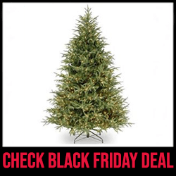 National Tree 7.5 Foot - Best Artificial Christmas Tree Black Friday Sale